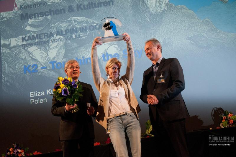 """""""Alpine Camera in Gold"""" for  K2"""